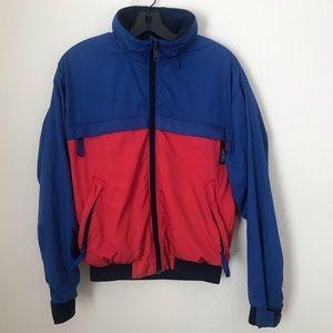 Vintage 90's patagonia Fleece bomber ski Jacket